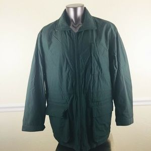 J. Crew X250 Outdoor Military Jacket Full Zip